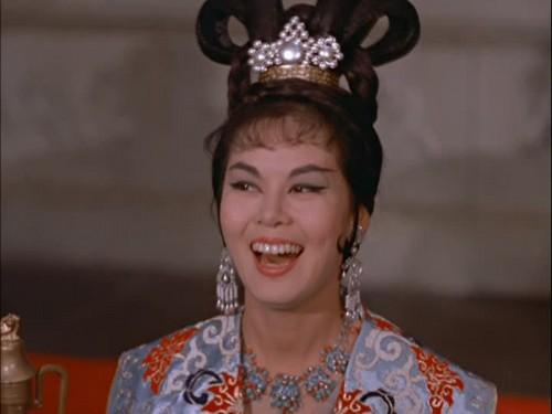 Linda Lin Dai (26 December 1934–17 July 1964)
