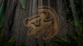 Lion King: Simba Icon Hintergrund
