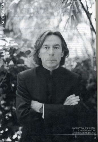 Lionel Poilâne (June 10, 1945 – October 31, 2002)
