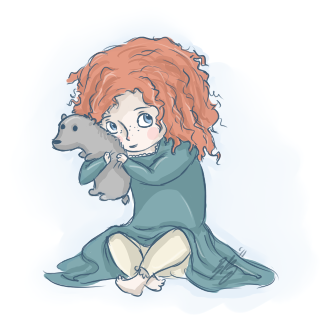 Little Merida