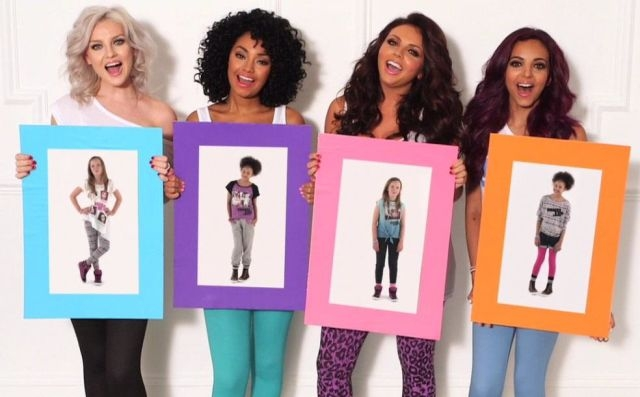 Little Mix's 'Primark' collection.