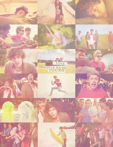 Live While We Are Young :)
