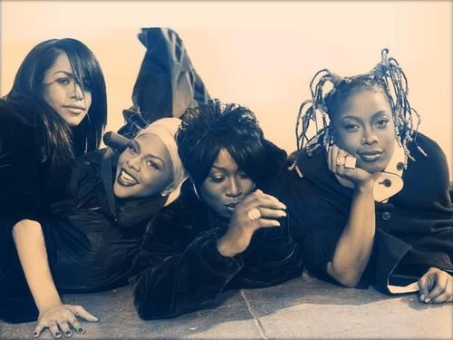 Liyah, Lil'Kim', Missy & Da Brat