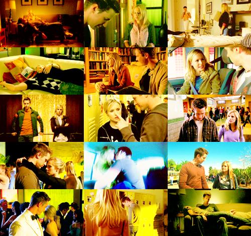 Logan and Veronica.