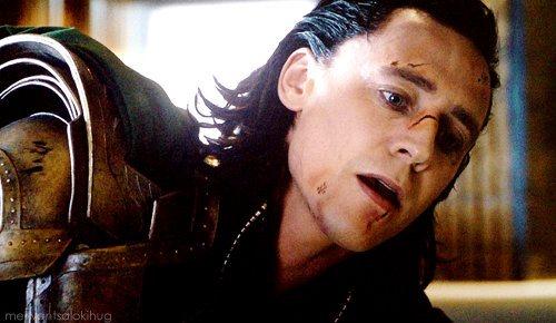 Loki (Thor 2011) پیپر وال called Loki