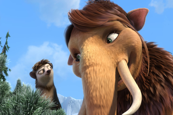 Ice Age 4: Continental Drift images Louis and Peaches ...