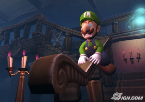 Luigis Mansion Images Wallpaper And Background Photos