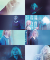 Luna Lovegood + blue  - luna-lovegood fan art