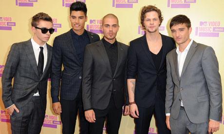 MTV VMA 2012 The Wanted <3