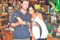 Gerard Butler Madalina Ghenea romanian model girlfriend TV people - romania photo