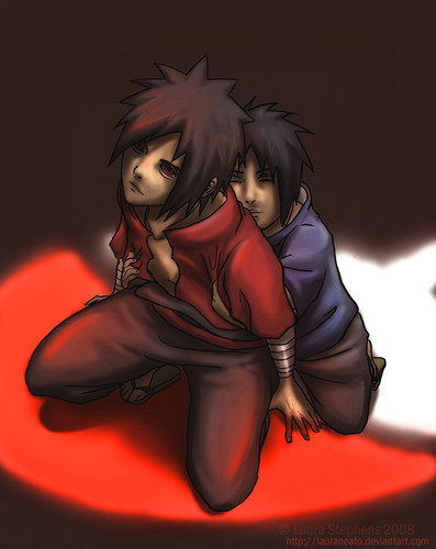 Madara and Izuna