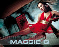 Maggie Q Wallpaper