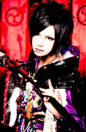 Kiryu 己龍 achtergrond containing a concert titled Mahiro