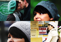 Mary Margaret's hat collection. She wears the best ones!