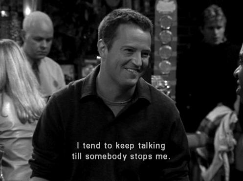 Matthew/Chandler