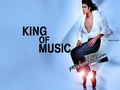 Michael Jackson KING OF MUSIC  - michael-jackson wallpaper