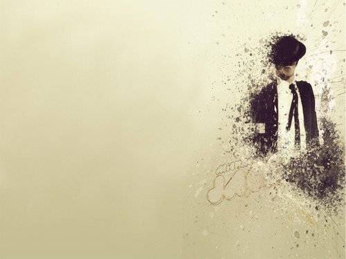 michael jackson wallpaper probably containing a fonte called Michael Jackson ♥♥