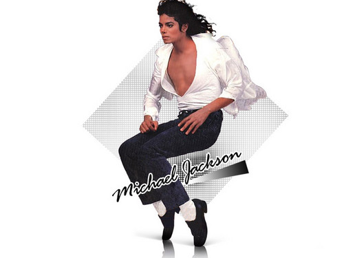 Michael Jackson wallpaper probably with a well dressed person and an outerwear called Michael Jackson ♥♥