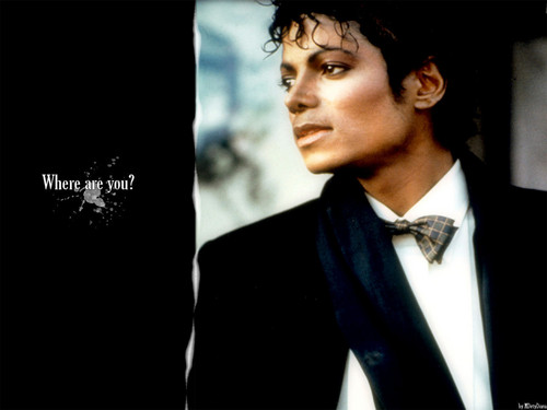 Michael Jackson wallpaper probably with a business suit entitled Michael Jackson ♥♥