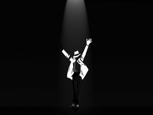 Michael Jackson Wallpaper Titled