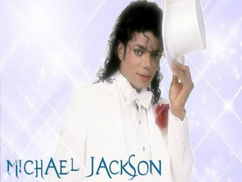 Michael Jackson wallpaper possibly with a cleaver entitled Michael Jackson ♥♥