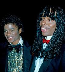 Michael and Rick James