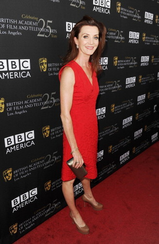 Michelle Fairley @  BAFTA LA TV Tea 2012  - game-of-thrones Photo