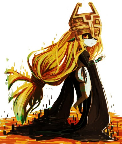 legenda zelda wallpaper titled Midna