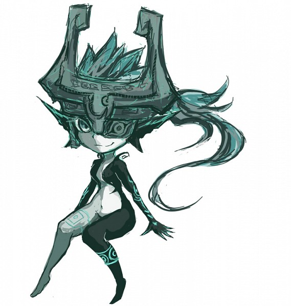 The Princess of Twilight MidnaZelda Twilight Princess Midna