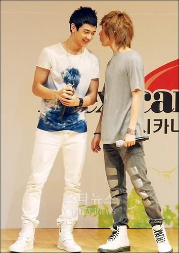 Minho & Taemin