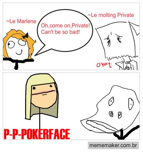 Molting Private