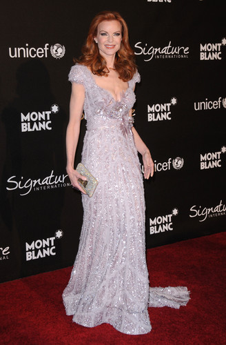 Montblanc Signature For Good Charity Gala 2009