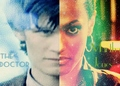 Mr. Smith & Mrs.Agyeman - matt-smith-the-doctor fan art