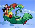 My idols - xiaolin-showdown photo