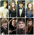 NARNIA = HARRY POTTER