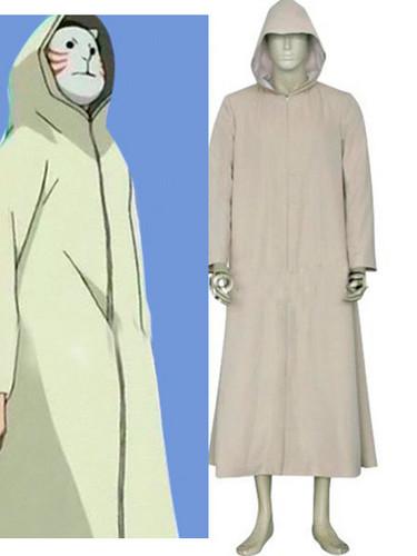 Naruto Anbu Cape Cosplay Costume