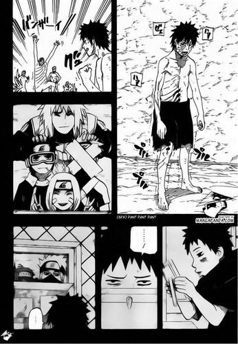 Naruto Shippuden Chapter 603 spoiler