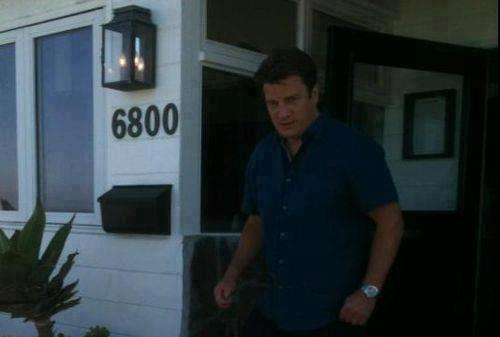 Nathan Fillion {Behind the Scenes S5}