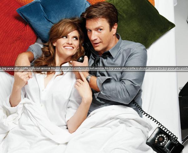 Nathan & Stana EW Photoshoot