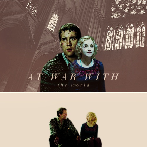 Neville and Luna