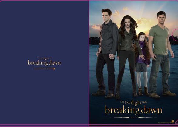 New BD 2 promo pic-Edward/Bella/Renesmee/Jacob