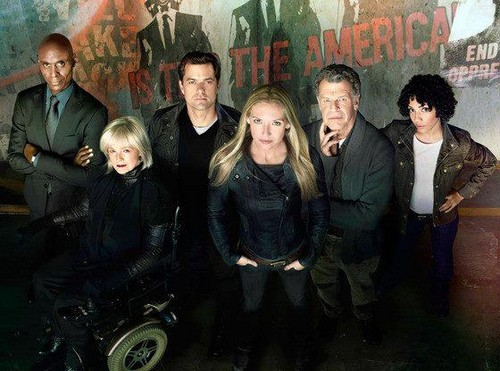 New Cast fotografia {Fringe Season 5}