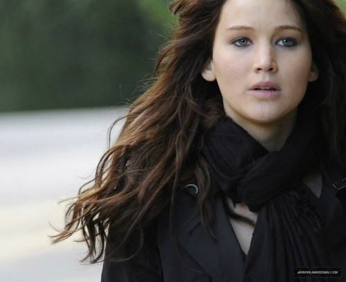"New promotional stills of Jenn as Tiffany in ""The Silver Linings Playbook""."