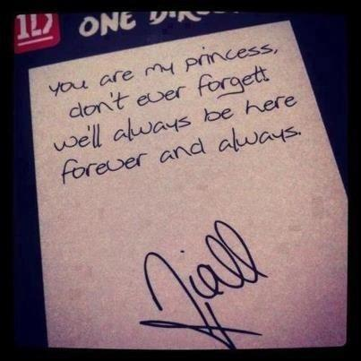 Niall wrote that for lux.