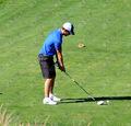 Nick golfing B-day