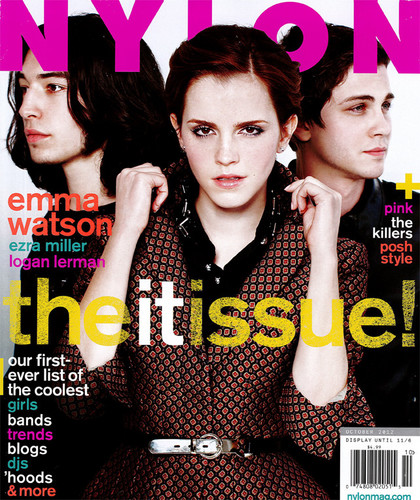 Nylon - October, 2012 - emma-watson Photo