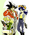 OMG Goku x Lunch!