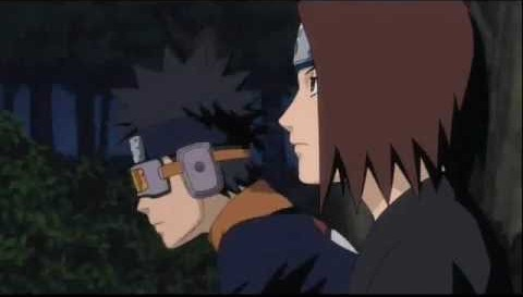 Obito and Rin