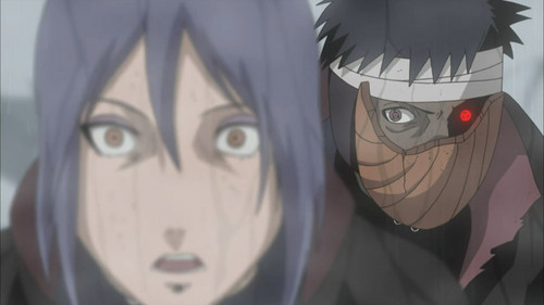 Obito vs Konan