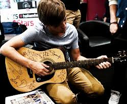One Direction gitar Aprreciation